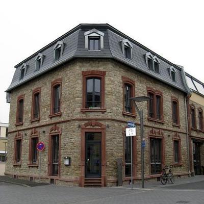 Platzbebauung, Friedrich-Ebert-Straße, Ingelheim (Foto IGT)