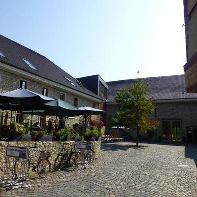 Umbau Kloster Engelthal - Haus des Weines (Foto: IGT)