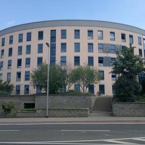Dienstgebäude der Kreisverwaltung Mainz-Bingen, Ingelheim