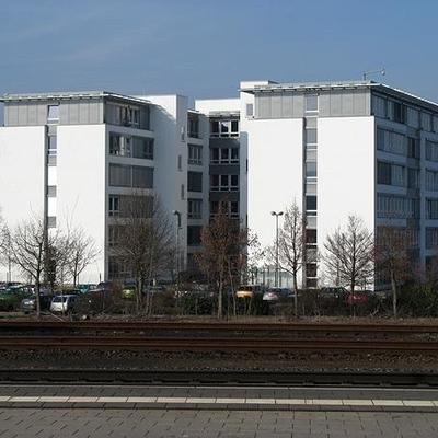 Verwaltungsgebäude Lippestraße, Boehringer Ingelheim (Foto: IGT)