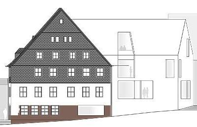 Museum Goldener Engel Baumholder (Abb. Architekturbüro Hille)