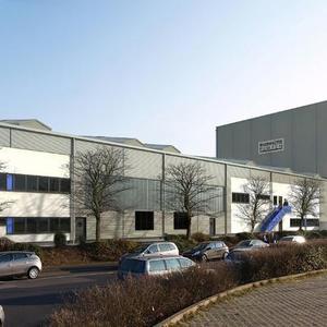 Produktionsstätte mit Pumpenprüfstand, Friatec, Wiesbaden
